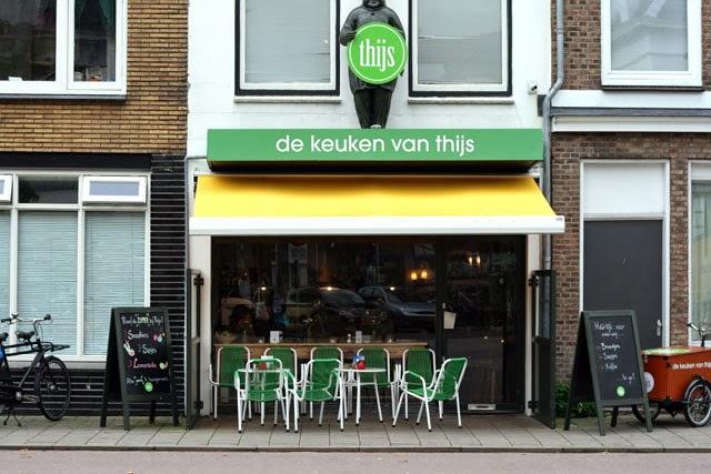 De Keuken Utrecht : Hotspot utrecht de keuken van thijs yellow lemon tree