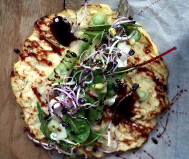 bloemkool tortilla