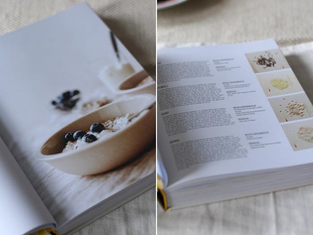 kookboek granen