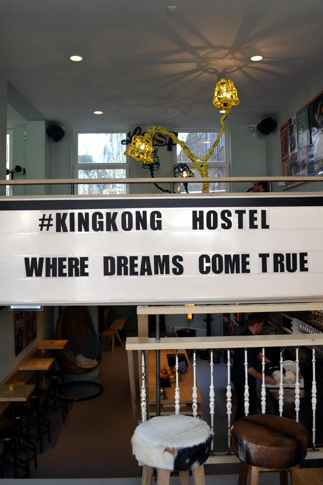 King Kong Hostel