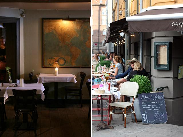 Café Alma Kopenhagen