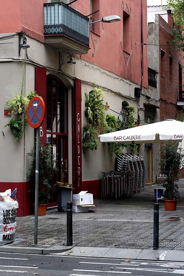 Café Calders Barcelona