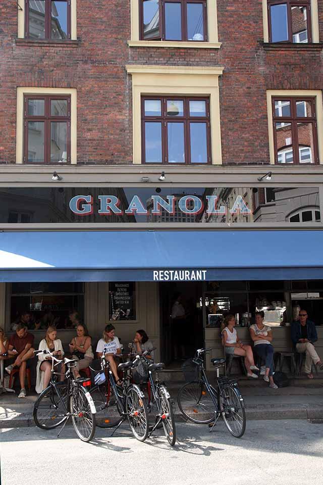 Granola Kopenhagen