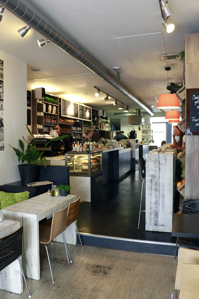 Eetwinkel Geniet Utrecht