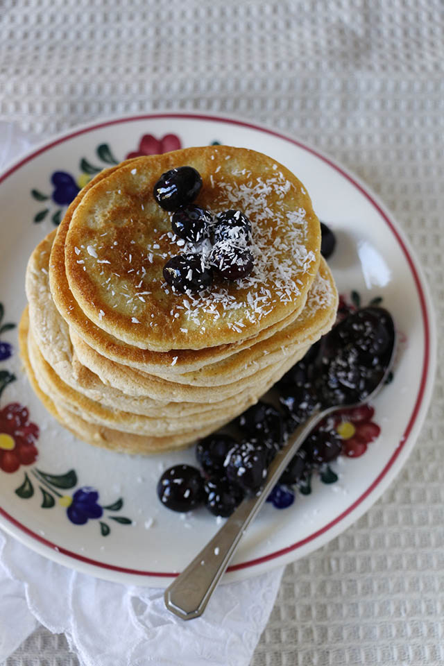 Recept perfect luchtige pancakes