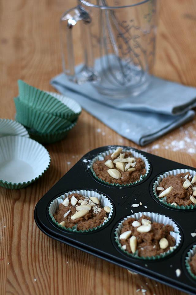 Ontbijtmuffins met speculaas (zonder suiker)