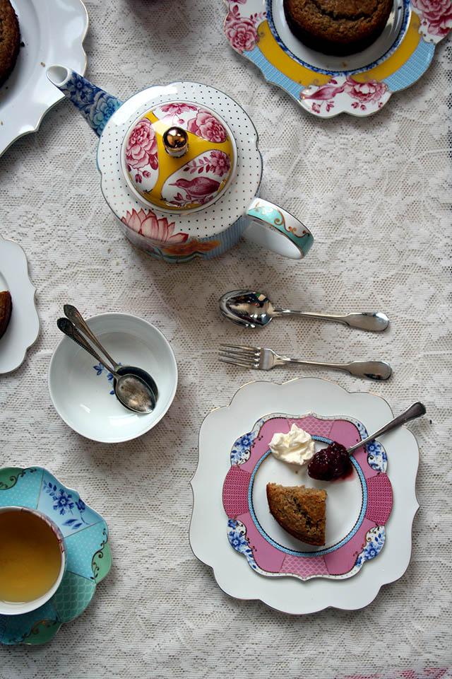 Courgette ontbijtcake
