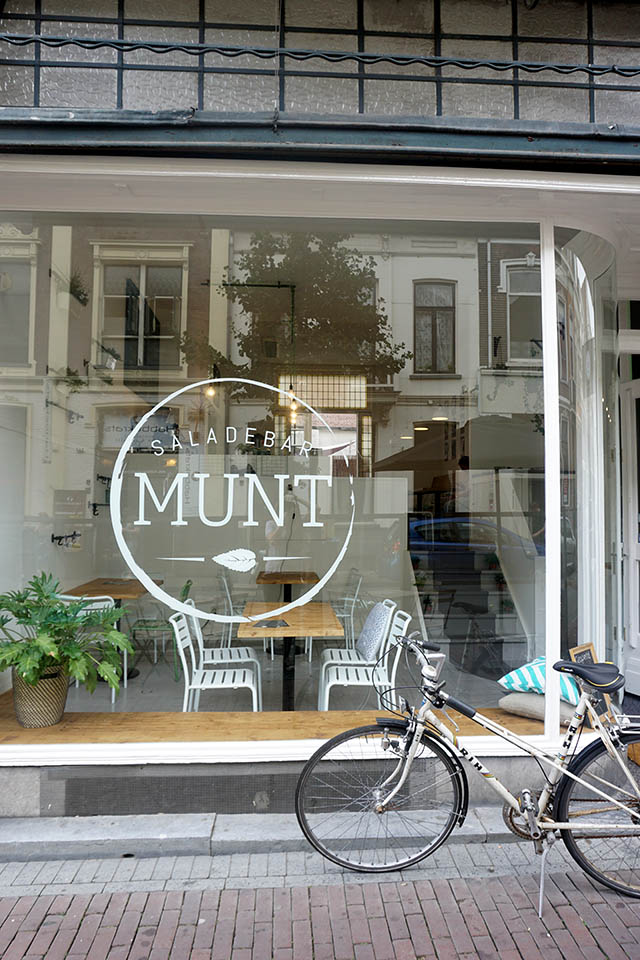 Munt Saladebar Nijmegen