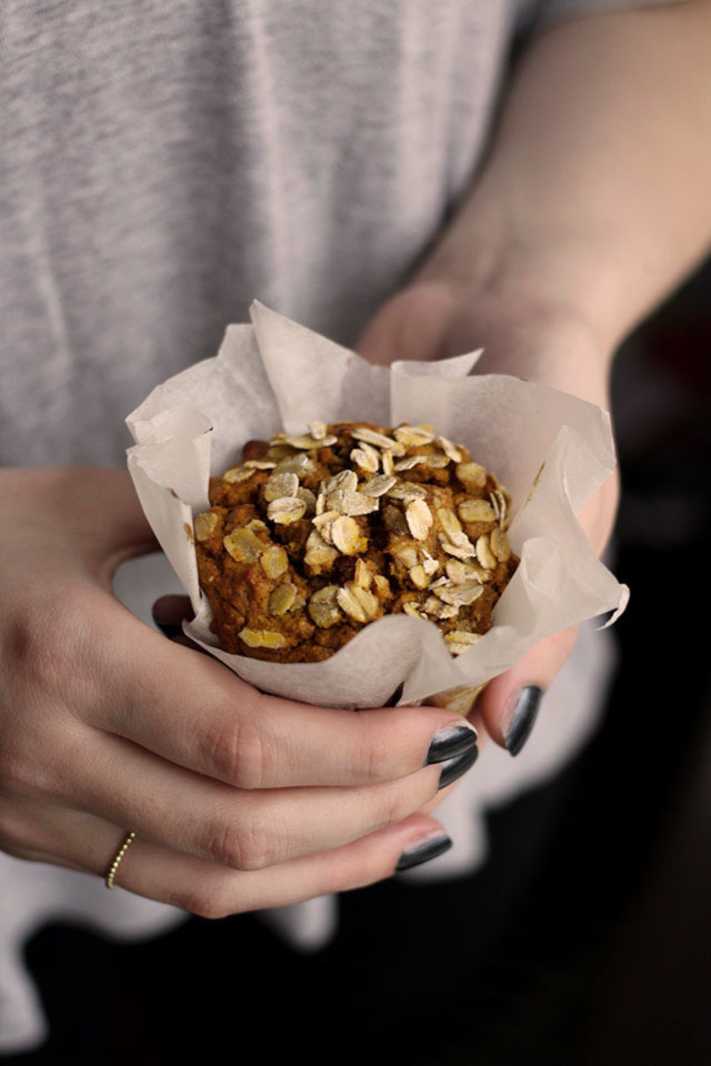 Gezonde pompoenmuffins recept zonder suiker