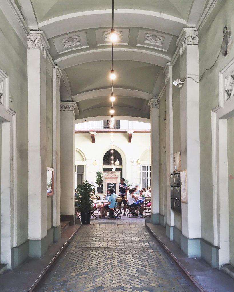 Hotspots Boedapest: Fekete