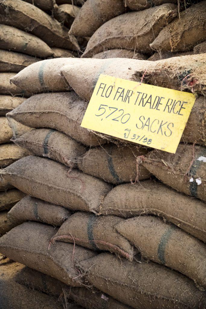 Fairtrade Rijstreis Thailand - Foto Ernie Enkelaar
