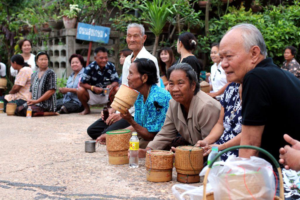 Rijstreis Thailand
