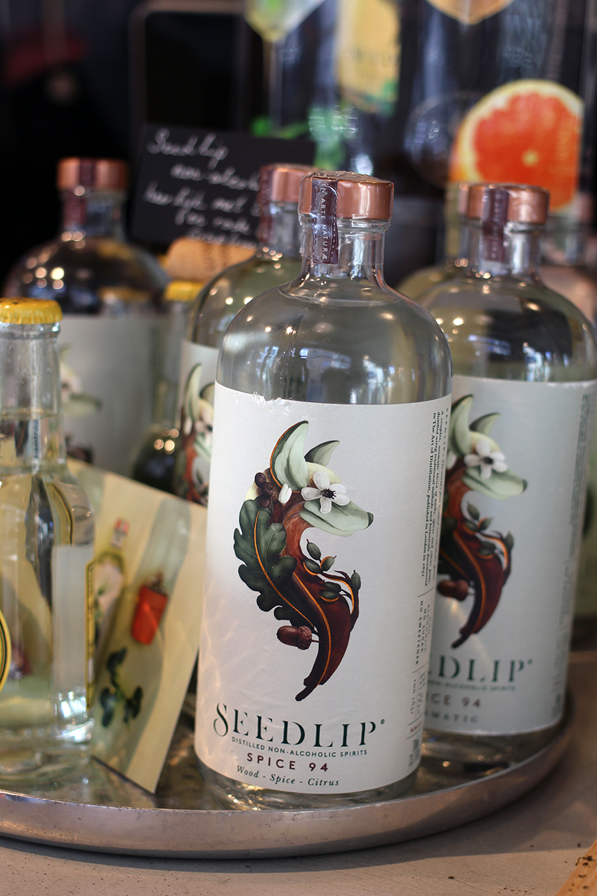 Alcohol vrije gin: gin zonder alcohol