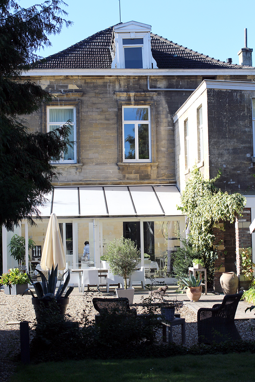 Bed & Breakfast: slapen in Villa Voorenburg Valkenburg