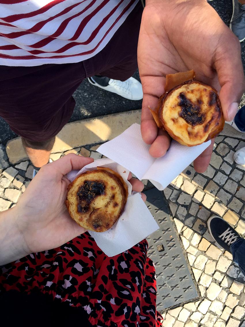 Pastéis de Belém - Hotsptos Lissabon