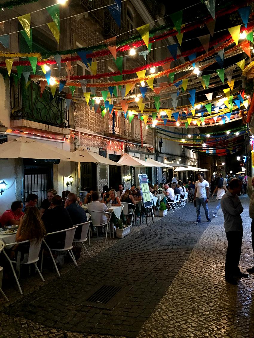 Hotspots Lissabon - Bairro Alto