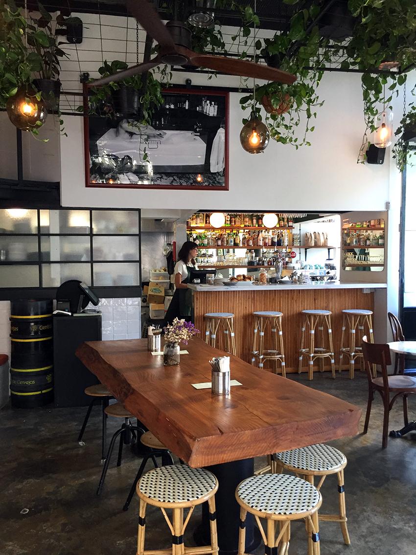 Hotspots Lissabon - Cafe Janis