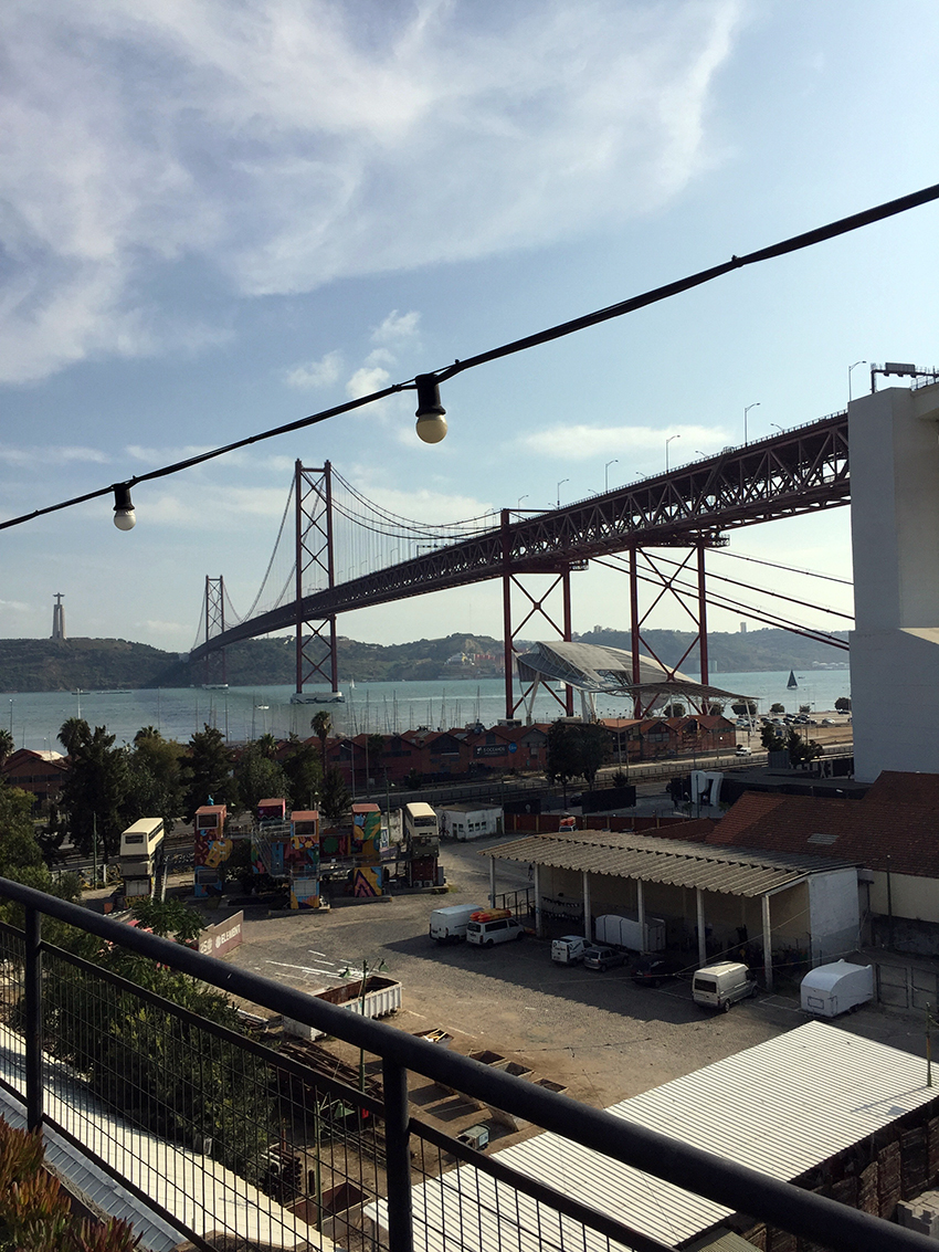 Hotspots Lissabon - LX Factory Rio Maravilha