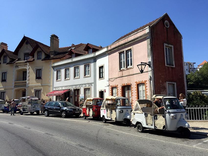 Hotspots Lissabon - bezoek SIntra