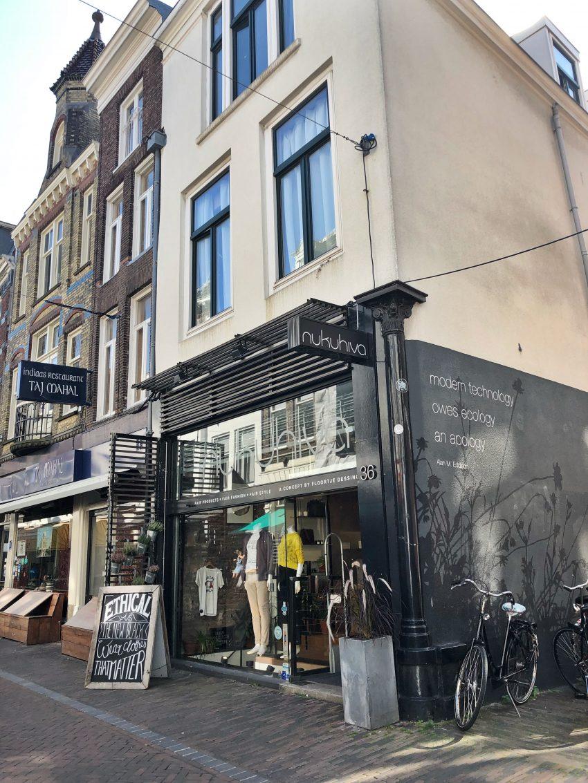 uurzame hotspots Utrecht: Nukuhiva