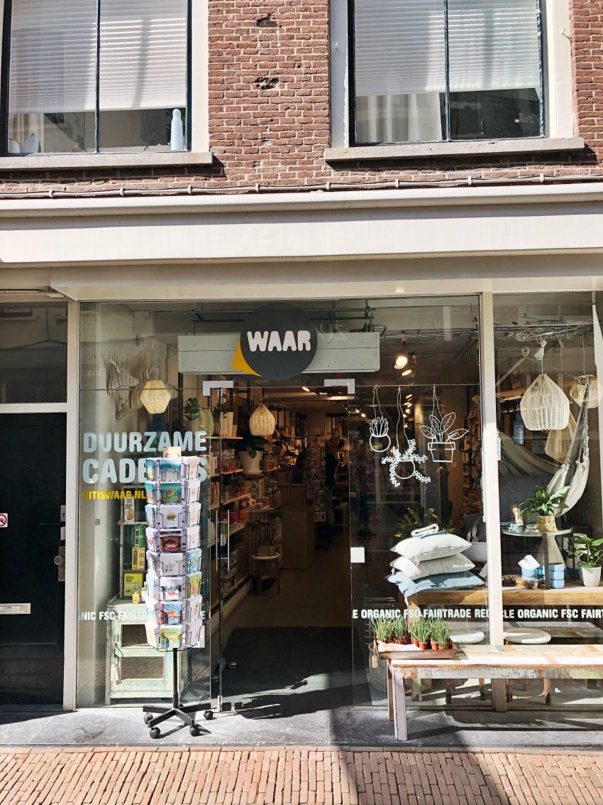 uurzame hotspots Utrecht: WAAR