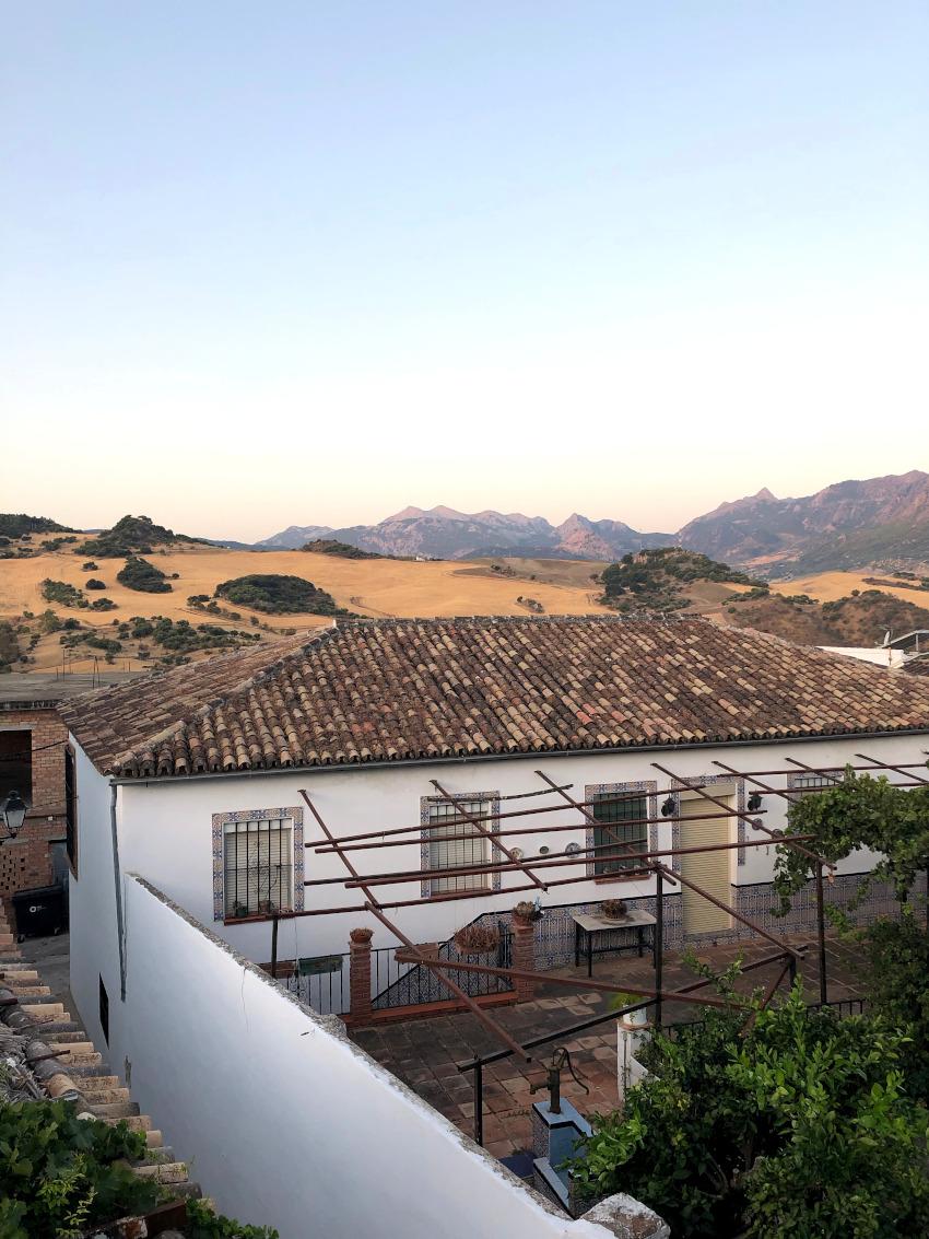Roadtrip Andalusie - Montecorto