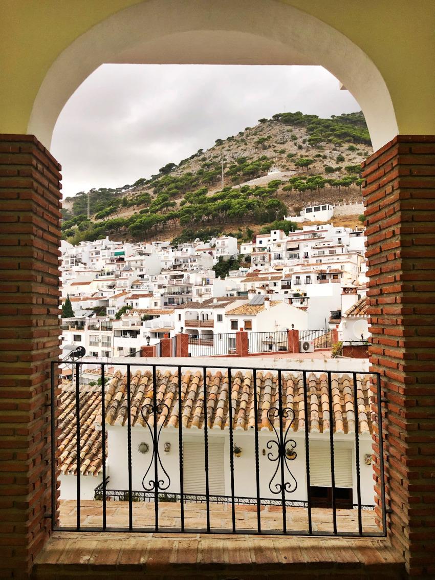 Roadtrip Andalusie - Mijas