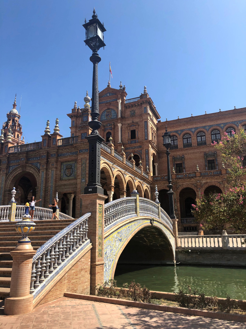 Roadtrip Andalusie - Sevilla