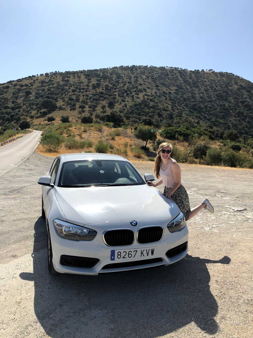 Huurauto boeken via Sunny Cars - Malaga