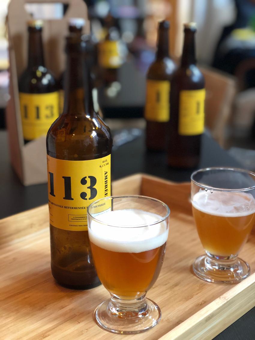 Bier 113 Mons Bergen