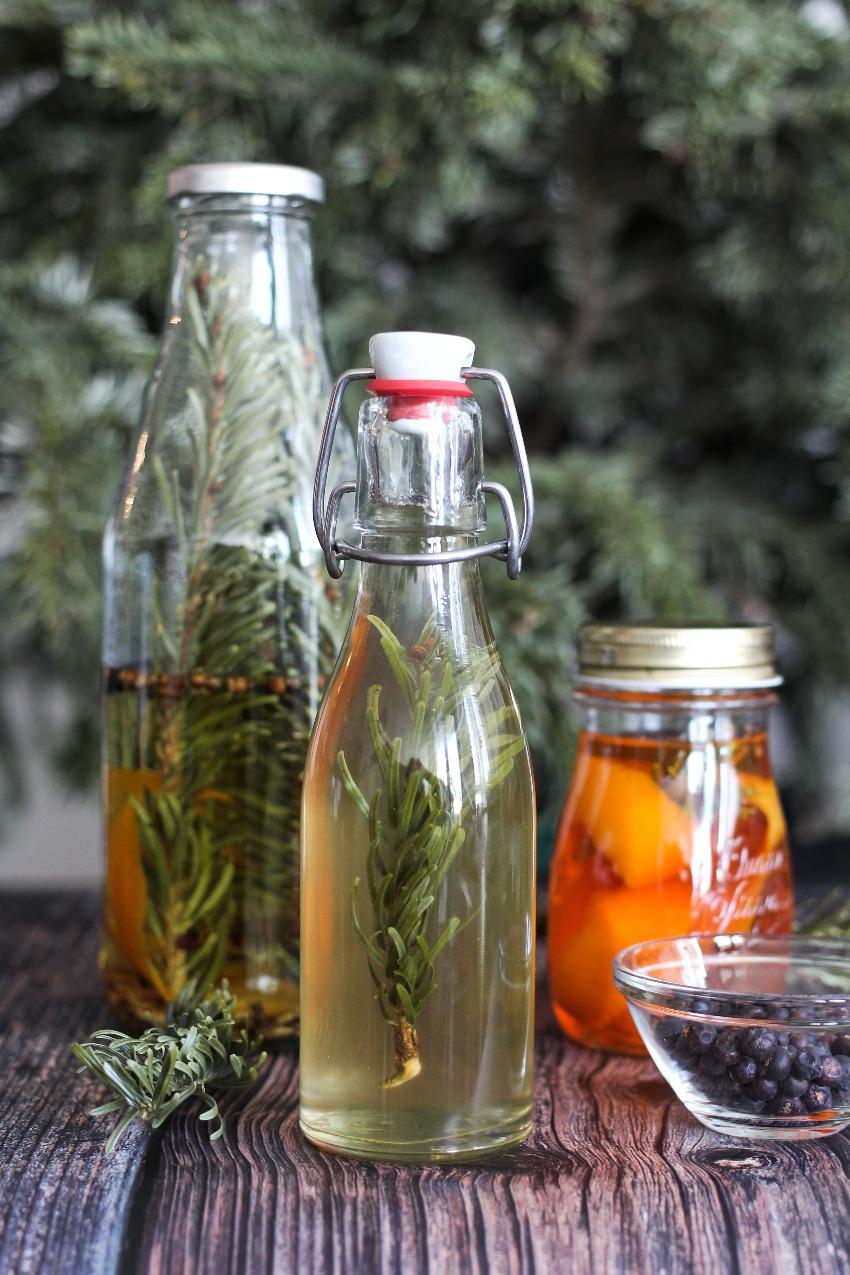 Eet je Kerstboom op: recepten met dennennaalden